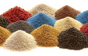 Χαλαζιακή Άμμος για διακόσμηση επιφανειών