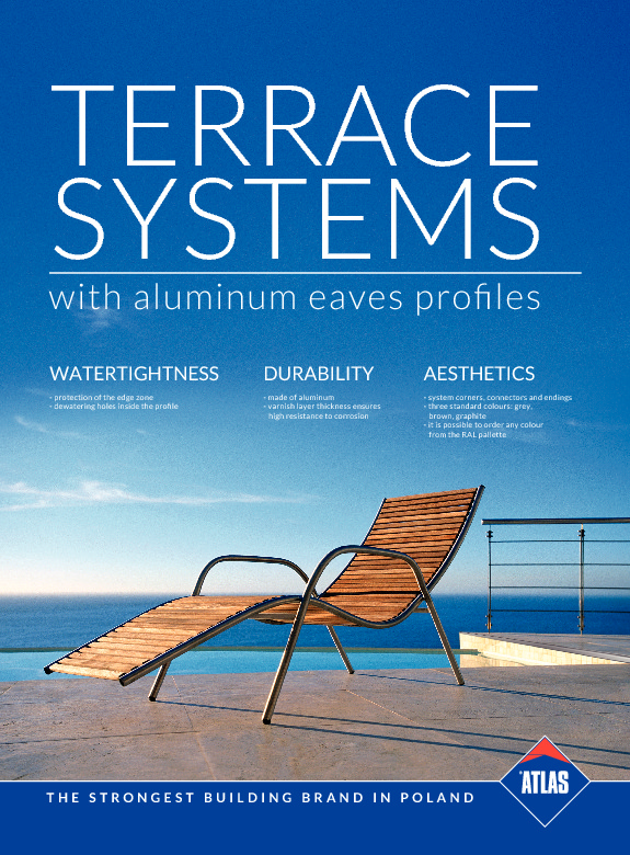 ATLAS Terrace Systems