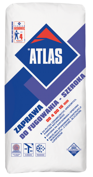 ATLAS GROUT FOR WIDE JOINTS 4-16mm