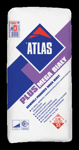 ATLAS PLUS MEGA WHITE