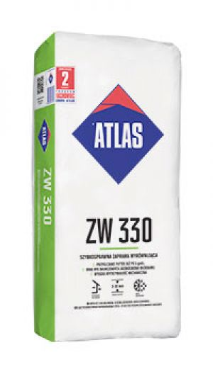 ATLAS ZW 330 - quick-setting leveling mortar