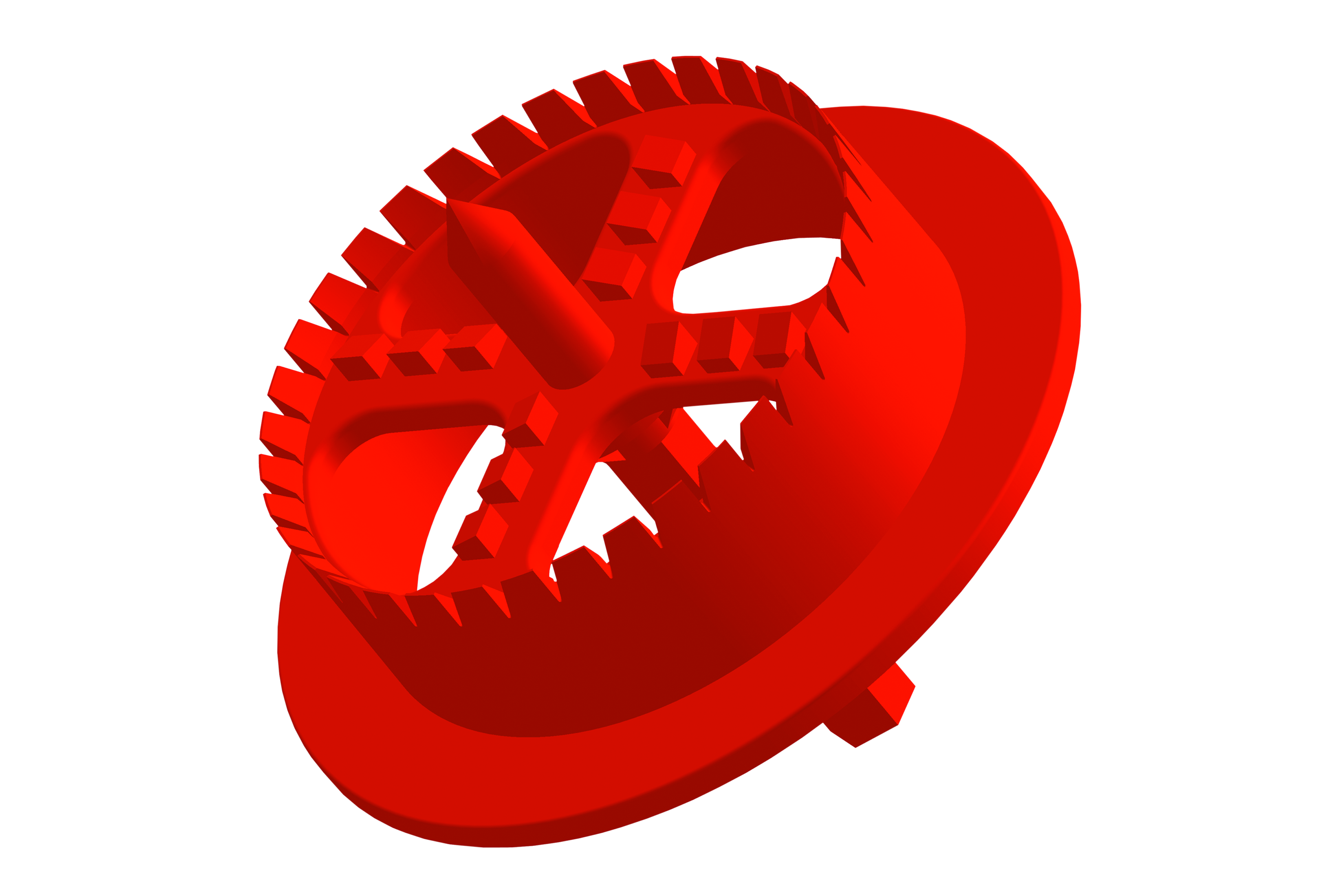 WK-FT Polystyrene Disk