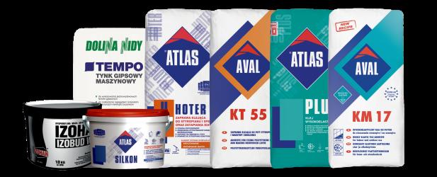 ATLAS - Τεχνολογία Δομικών Υλικών